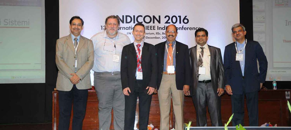 IDS at INDICON 2016