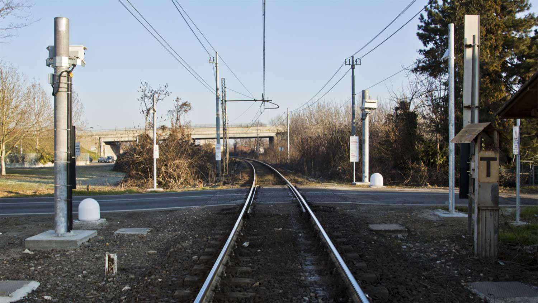 Railway Safety Radar