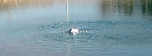 IA-3 Colibrì - Water Resistant UAV