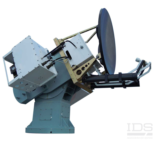 Frarad radar for RCS Measurement