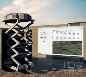 HFL-CM Counter Mortar radar