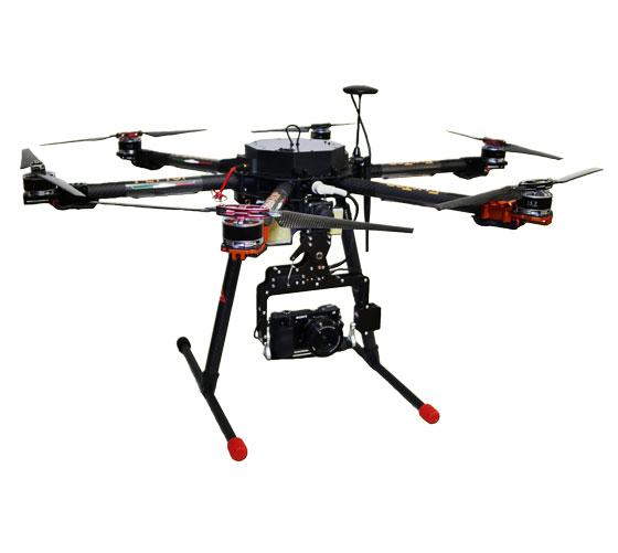 FlyNovex UAV