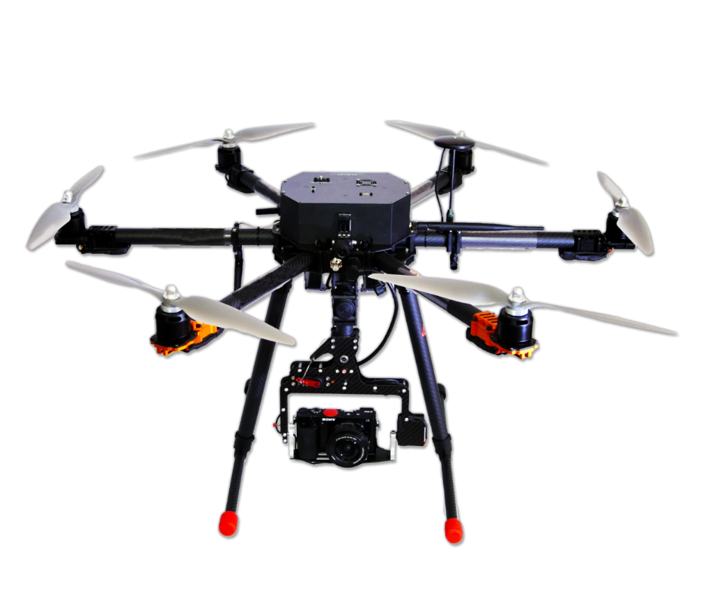 NOVEX a Mini Hexacopter RPAS