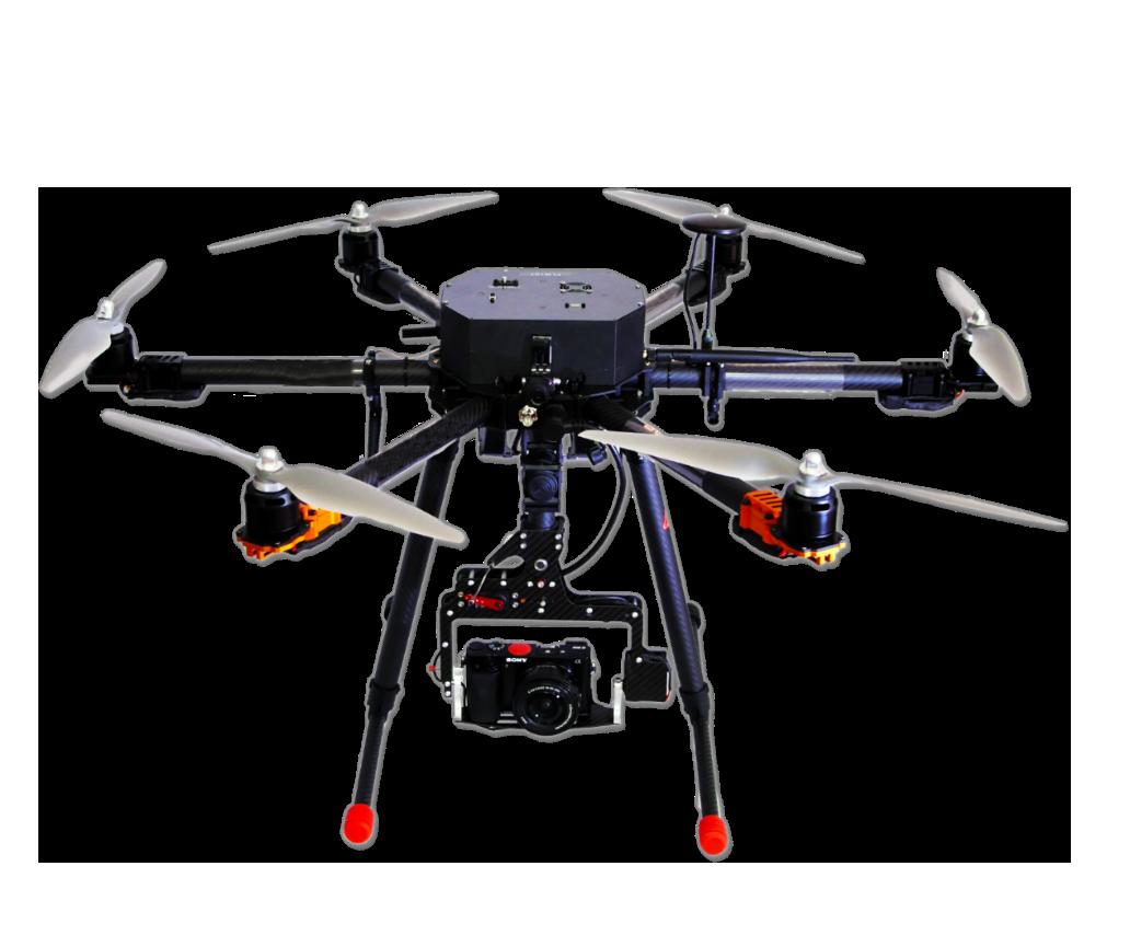 NOVEX a Mini Hexacopter RPAS
