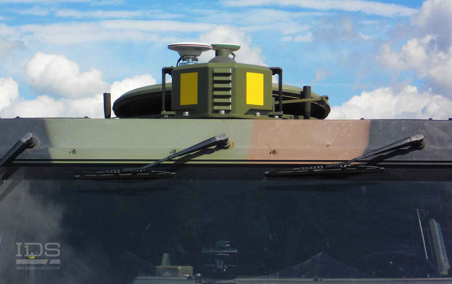 HFL-CS Sniper detection radar