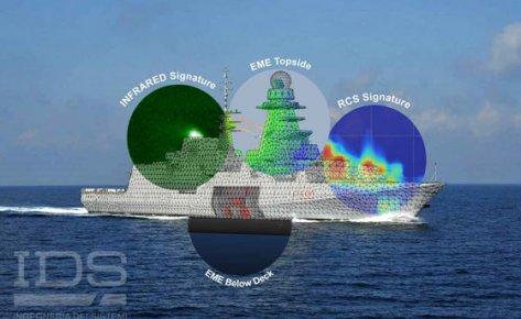 Ship EDF