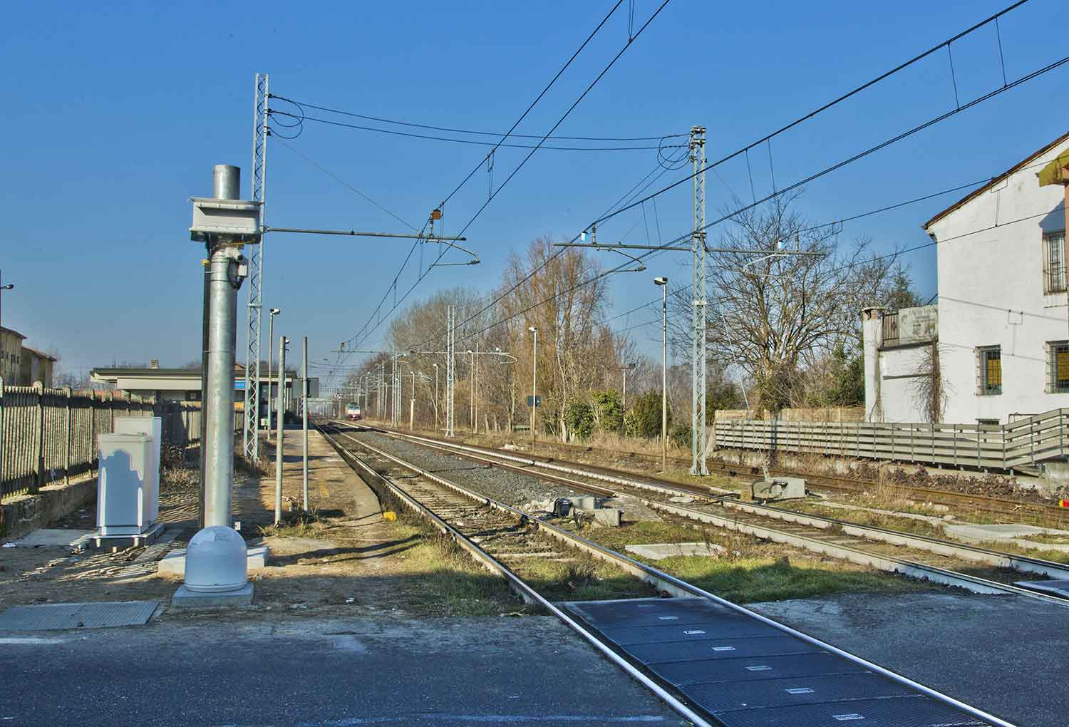 Sirio-LX for railway monitoring