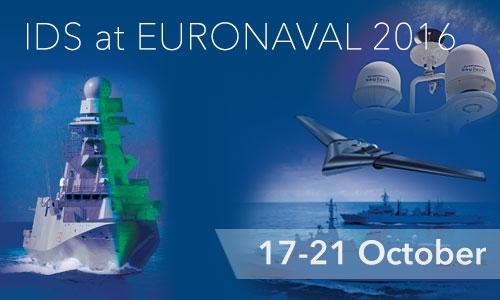 IDS at Euronaval 2016