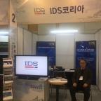 IDS Korea Stand at KIMST 2016