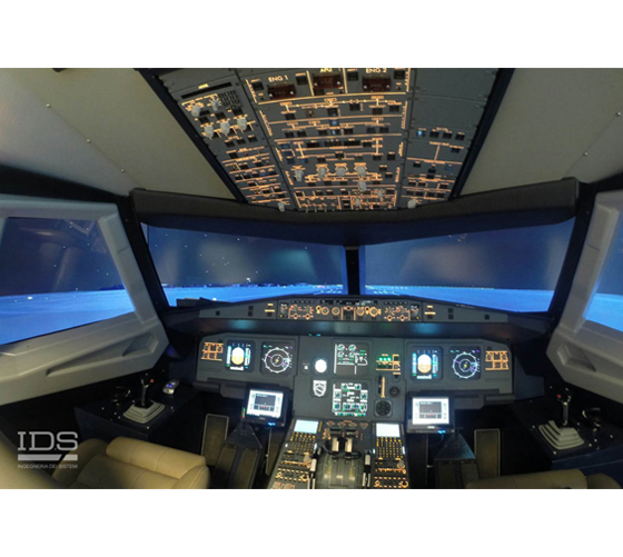 AACS Advanced Aircraft Cockpit Simulator