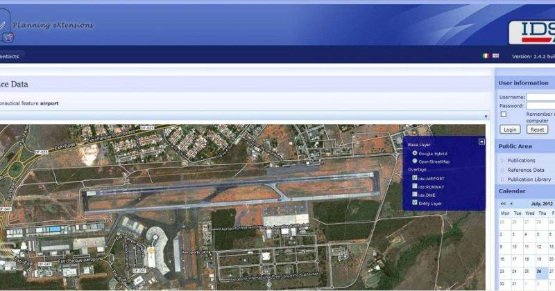 PLX_Web GIS view