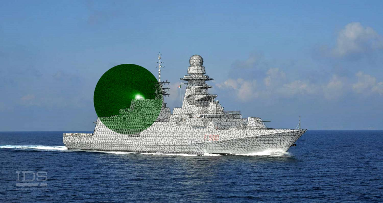 Ship EDF Infrared Module