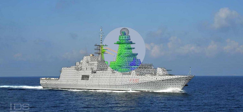 Ship EDF EME Module