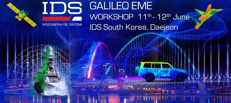 IDS Galileo Workshop Korea 2018_2