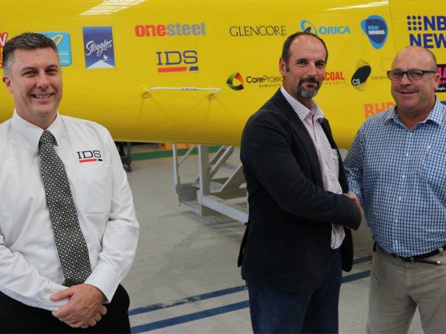 IMG_2246 Richard Jones CEO, Pieter vj and David_WEB
