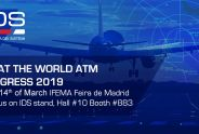 IDS will be present at the World ATM Congress 19