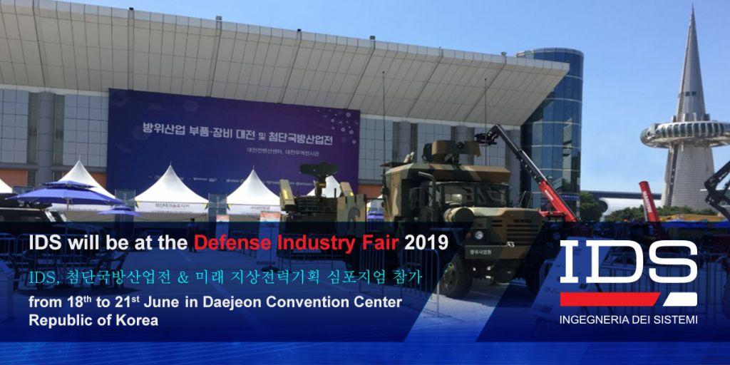 Korea DIF - Defense Industry Fair 2019