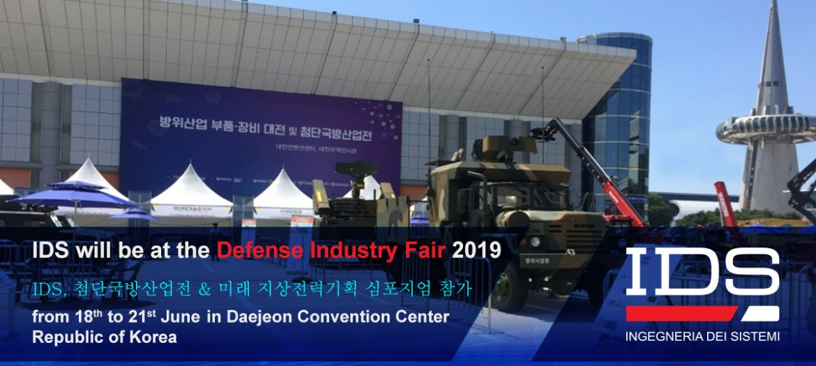 Korea DIF - Defense Industry Fair 2019