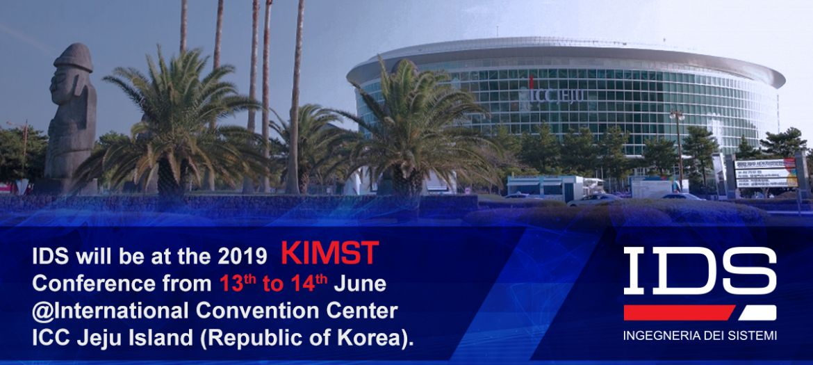 13 - 14 June: IDS at the Korea Institute of Military Science and Technology - KIMST Conference