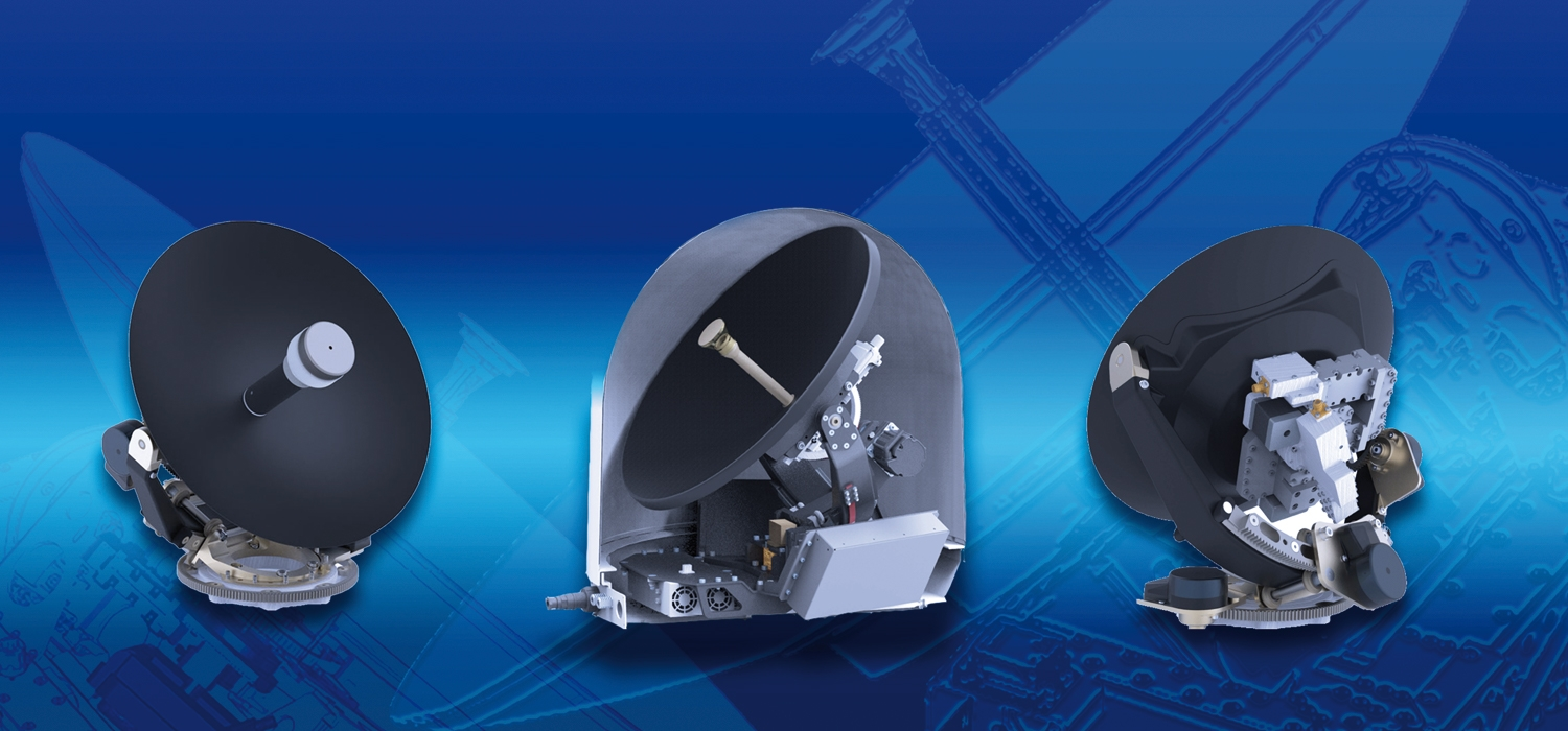 Satellite Communication SATCOM | IDS Ingegneria Dei Sistemi