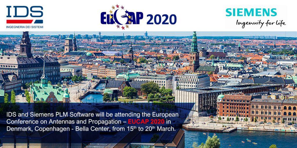 IDS -Siemens Digital Industries Software at EuCAP 2020, 15 - 20 March in Denmark - Cabassi